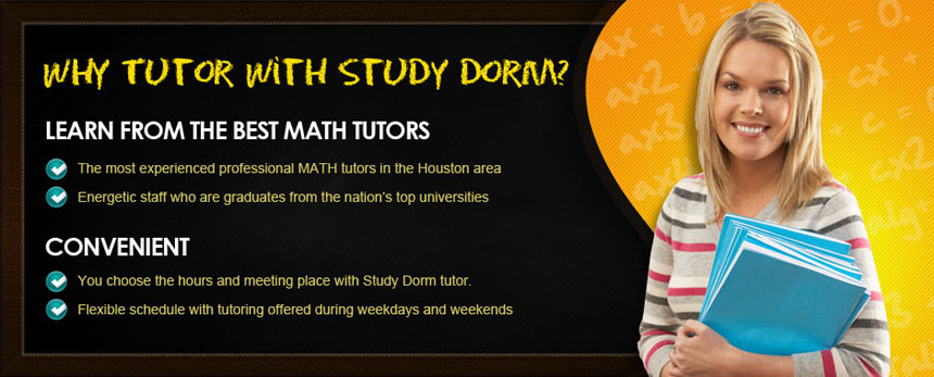 Math Tutor in Houston