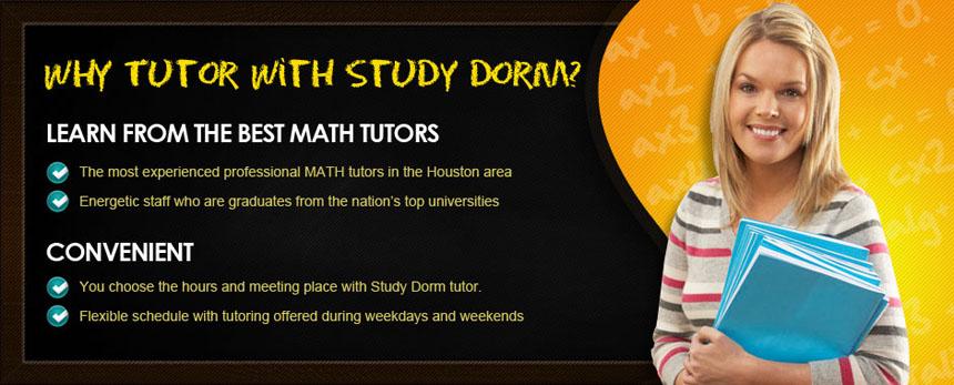 Math Tutor in Houston