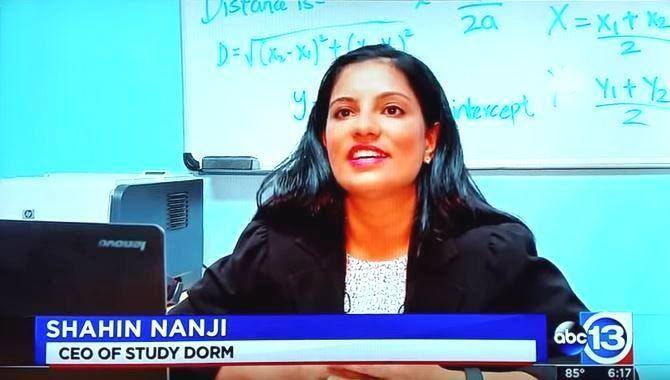 Shahin Nanji best tutor in Houston